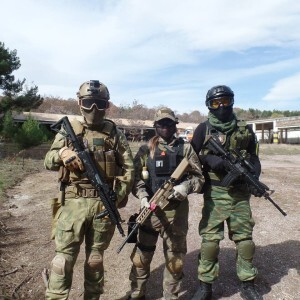 OMEGA AIRSOFT TEAM RED ARROW