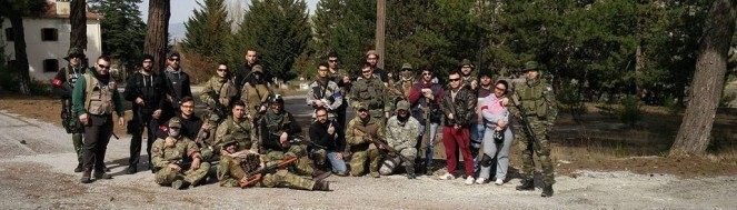 omega airsoft team kozani 2017