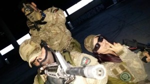 omega airsoft team5